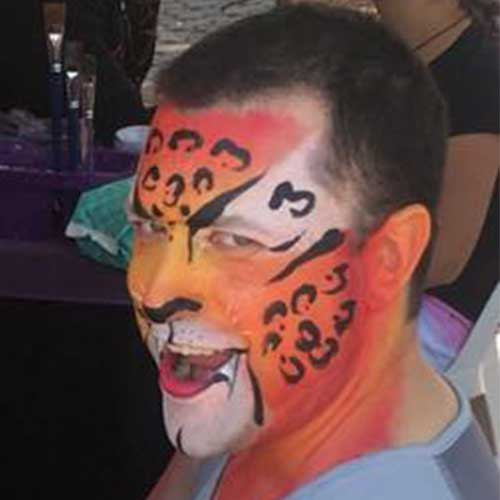 Adult Face Painting For Events